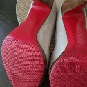 Nude Red Bottom Heels